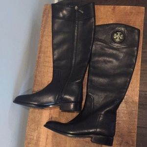 "Tory Burch ""Adeline"" Riding Boots"